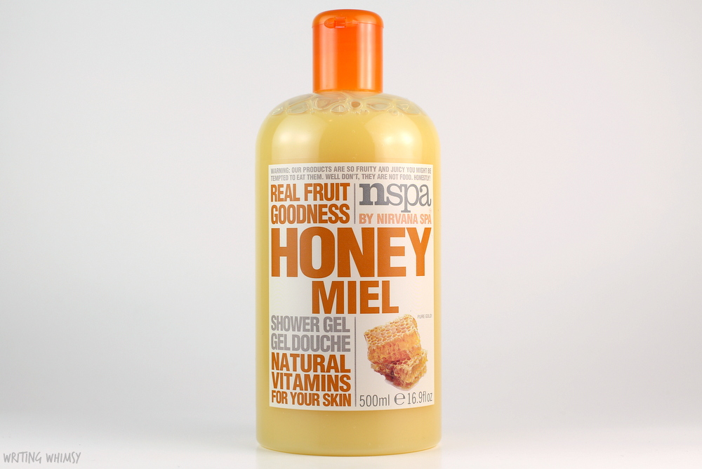 NSPA Honey Shower Gel and Body Butter