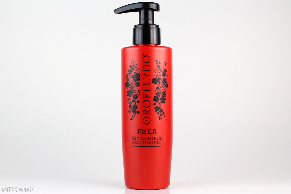 Orofluido Asia Zen Control Conditioner Review