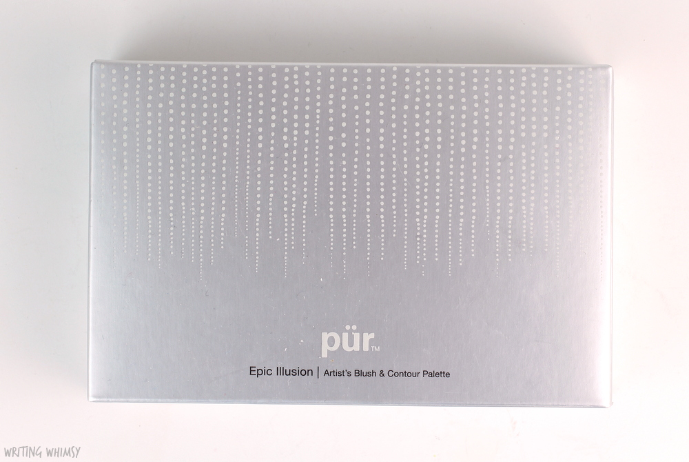 Pur Cosmetics Epic Illusion Artist's Blush & Contour Palette Swatches 6