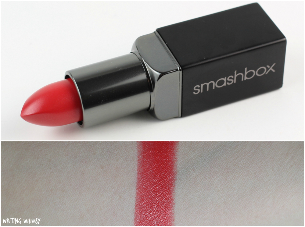 Smashbox Be Legendary Lipstick in LA Sunset Swatch