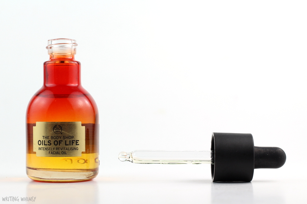 The Body Shop Oils of Life Intensely Revitalising Facial Oil Review 2