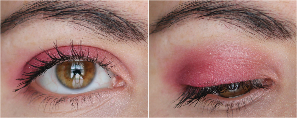 Yves Saint Laurent Couture Palette #09 Rose Baby Doll Swatch 2