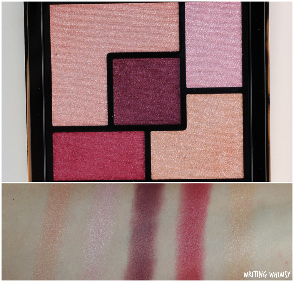 Yves Saint Laurent Couture Palette Love #09 Swatch