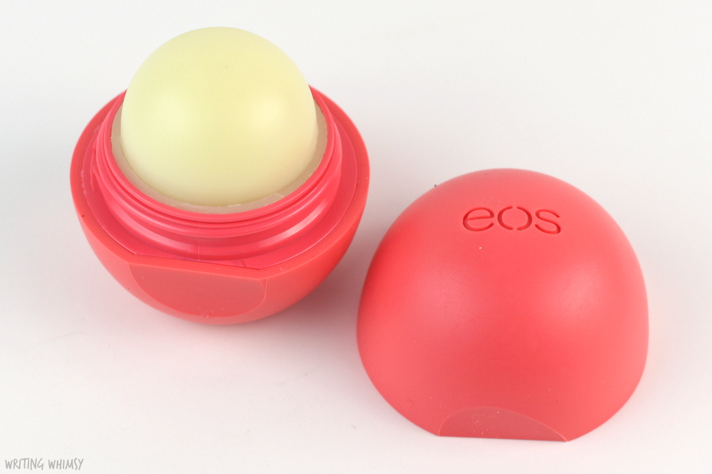 eos grapefruit lip balm