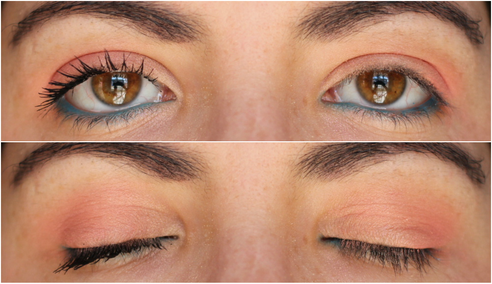 1-Maybelline Lash Sensational Luscious Full Fan Effect Mascara Comparison