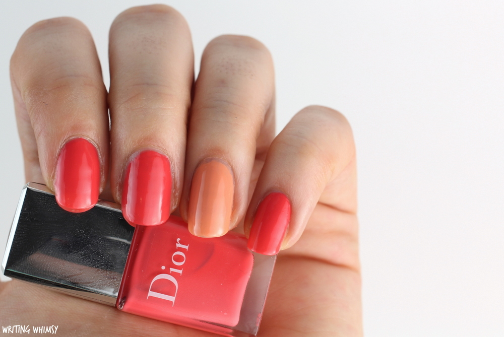 Dior Summer 2016 Dior Polka Dots Colour & Dots Manicure Kit in Confettis Swatches 3