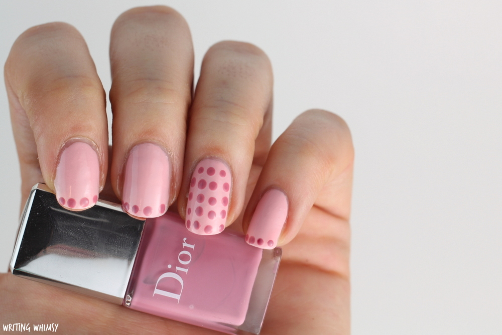 Dior Summer 2016 Dior Polka Dots Colour & Dots Manicure Kit in Plumetis Review