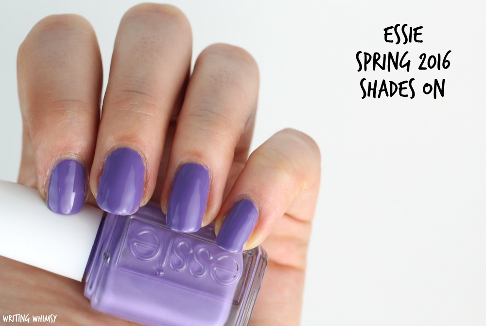 Essie Spring 2016 Essie Shades On Swatch
