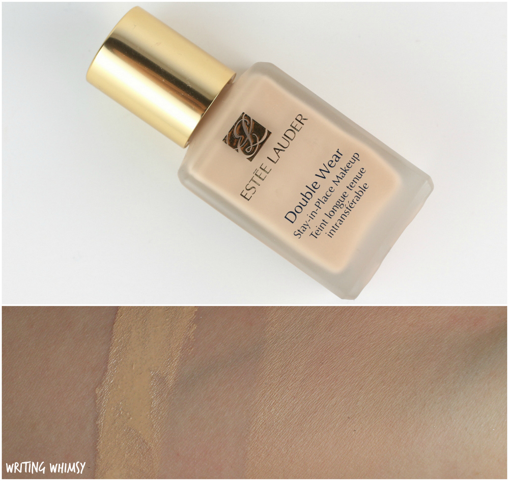Estee Lauder Double Wear Foundation in 1N1 Ivory Nude 72 Review 2