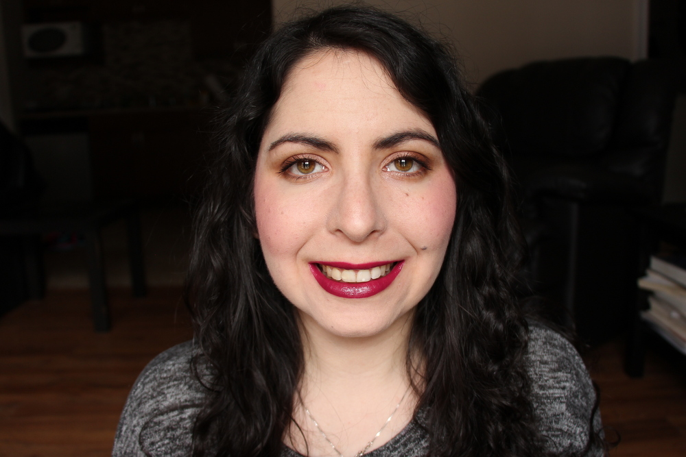 L'Oreal Infallible Pro-Matte Gloss in 310 Forbidden Kiss Review
