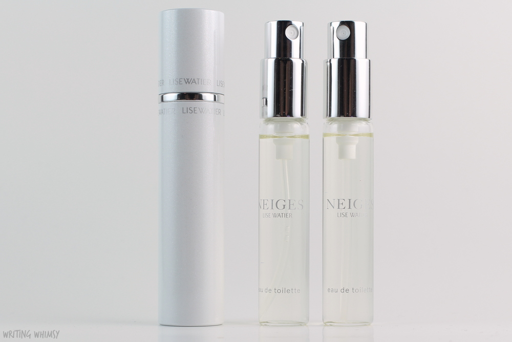 Lise Watier Neiges Eau de Toilette Set 3