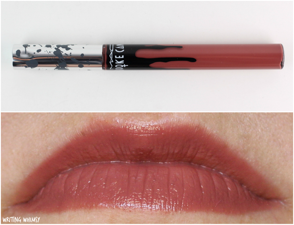 MAC Brooke Candy MAC Vamplify in Pamela Review