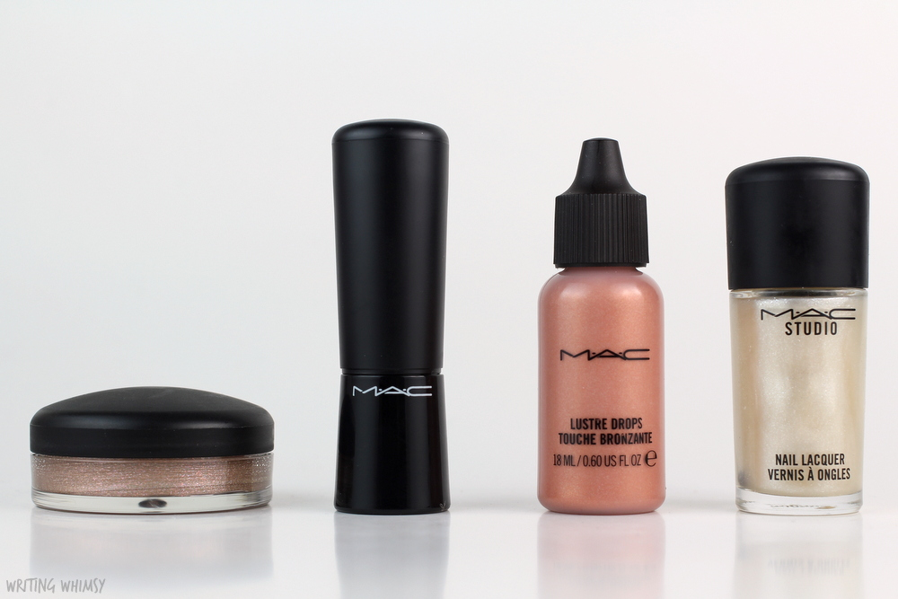 MAC Future MAC Collection Review + Swatches 2