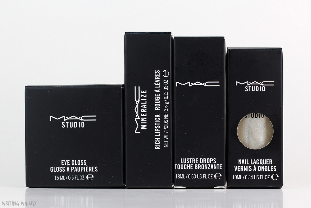 MAC Future MAC Nail Lacquer in Moonday Review