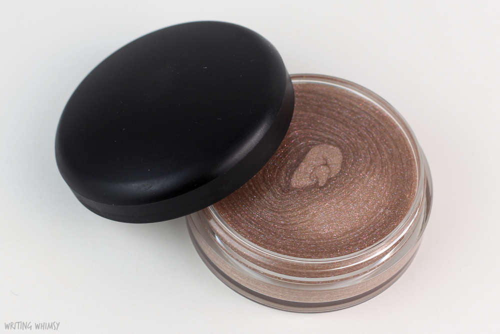 MAC Future MAC Studio Eye Gloss in Lightly Tauped Review 2