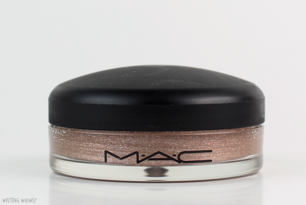 MAC Future MAC Studio Eye Gloss in Lightly Tauped Swatch