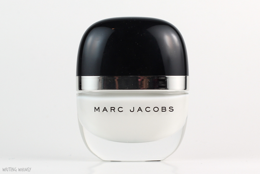 Marc Jacobs Beauty Enamored Hi-Shine Nail Polish in White Snow Review
