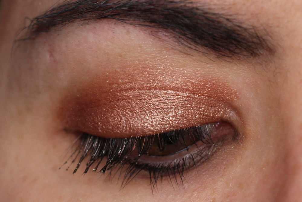 Pur Cosmetics Eye Polish in Silk Review 2