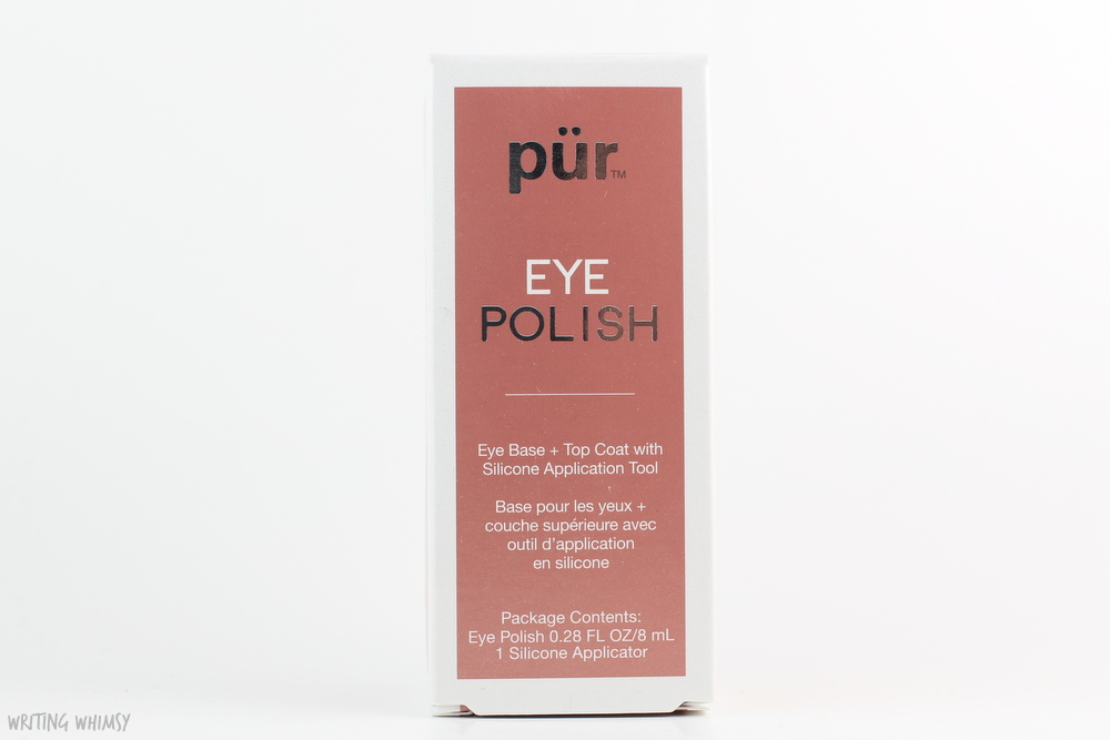 Pur Cosmetics Eye Polish in Silk Review