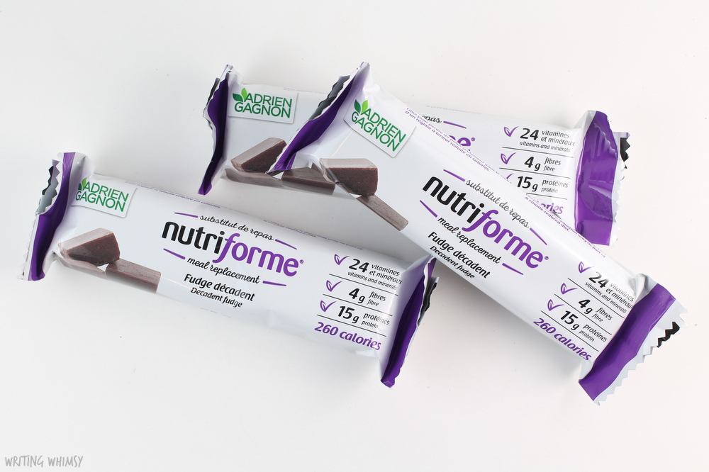 Adrien Gagnon Nutriforme Decadent Fudge Bars Review 2