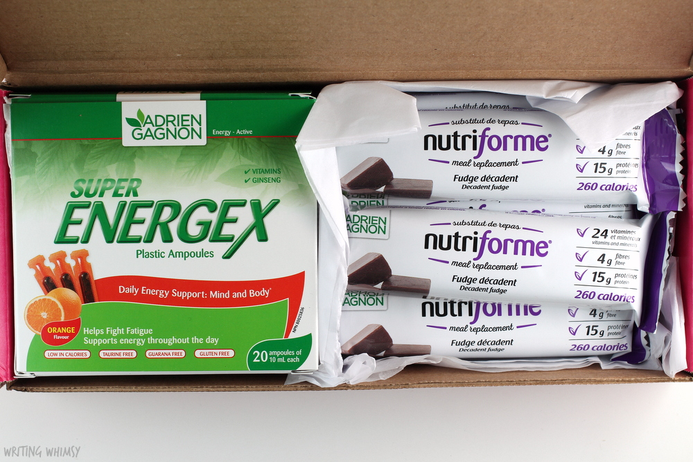Adrien Gagnon Nutriforme Decadent Fudge Bars Review