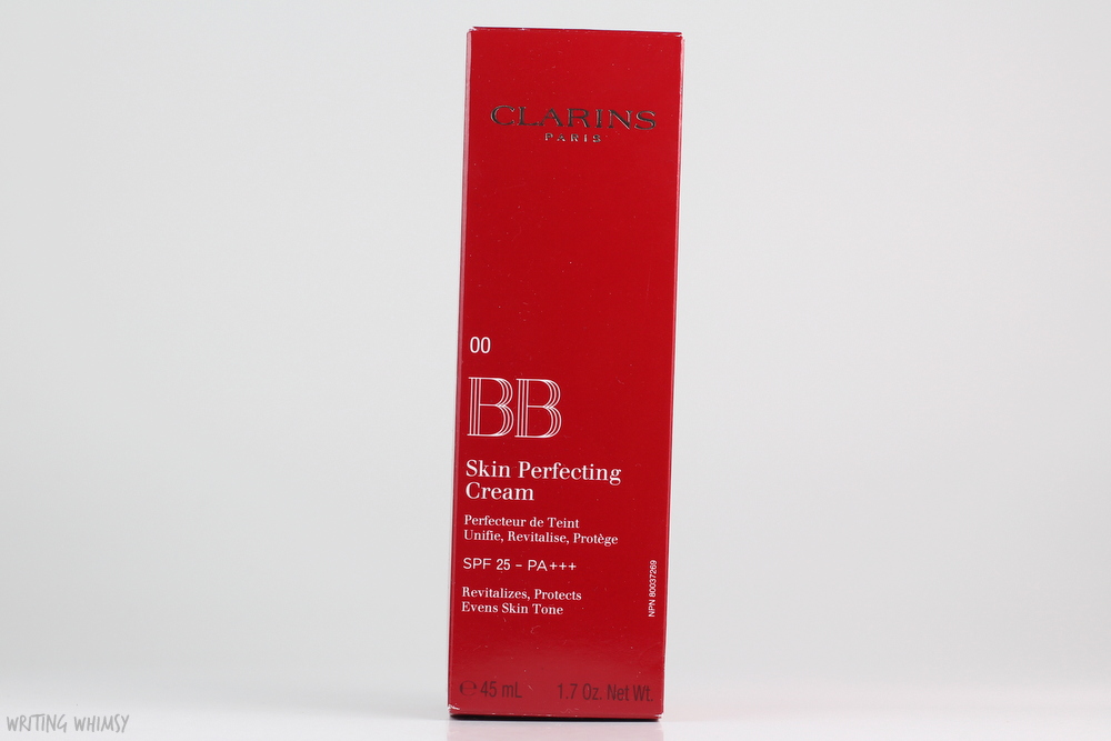 Clarins BB Skin Perfecting Cream in Fair Review + Swatches 3