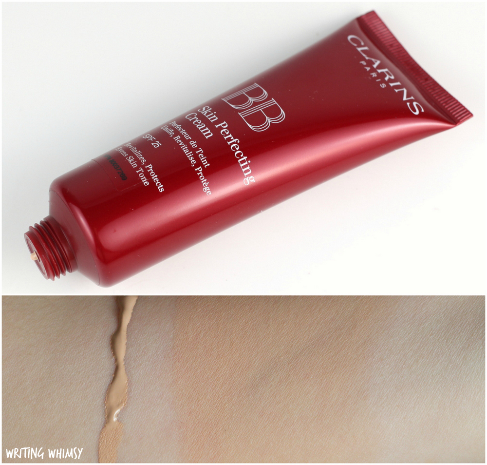 Clarins BB Skin Perfecting Cream in Fair Review + Swatches