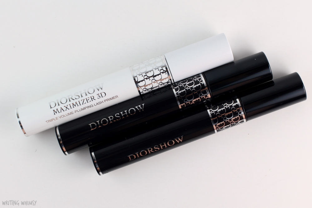 Dior Diorshow Mascara in Navy Review