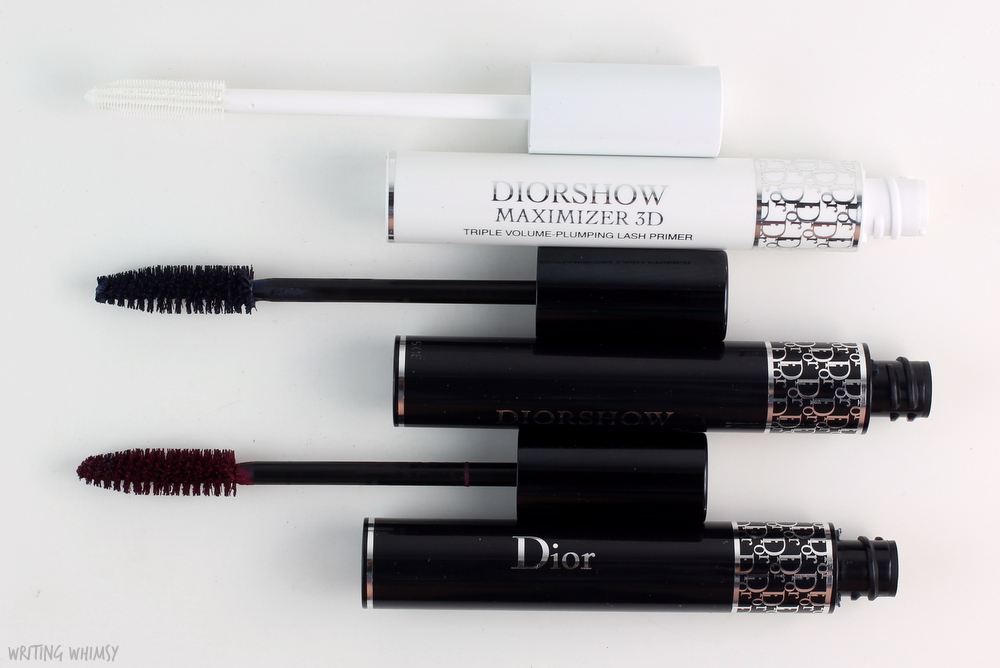 Dior Diorshow Mascara in Pro Navy Review