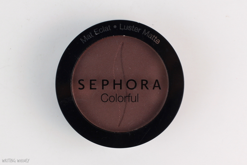 Sephora Collection Colourful Eyeshadow in Tree Hugger Swatch 2