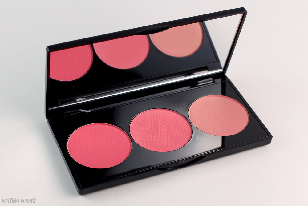Smashbox L.A. Lights Blush & Highlight Palette in Pacific Coast Pink Review 2