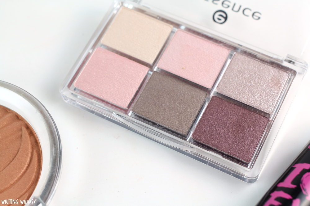 essence cosmetics all about nude eyeshadow palette review