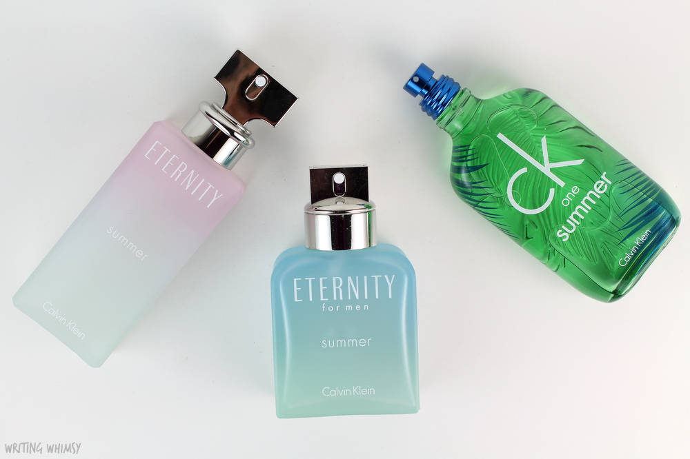 Calvin Klein Eternity Summer 2016 Collection Review 2