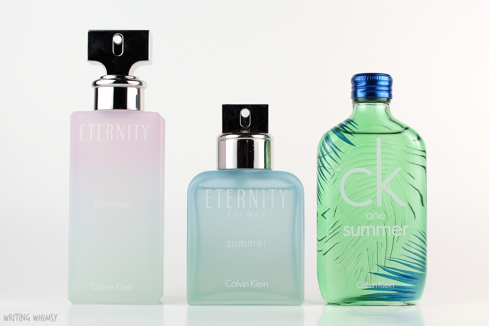 Calvin Klein Eternity Summer 2016 Collection Review 3
