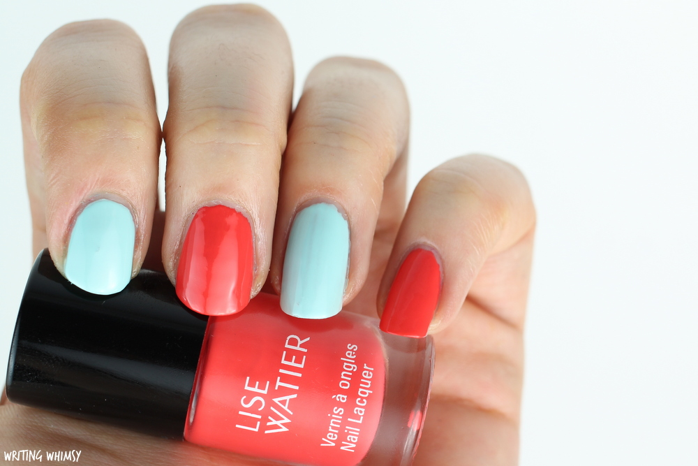Lise Watier Escale Summer 2016 Nail Polish