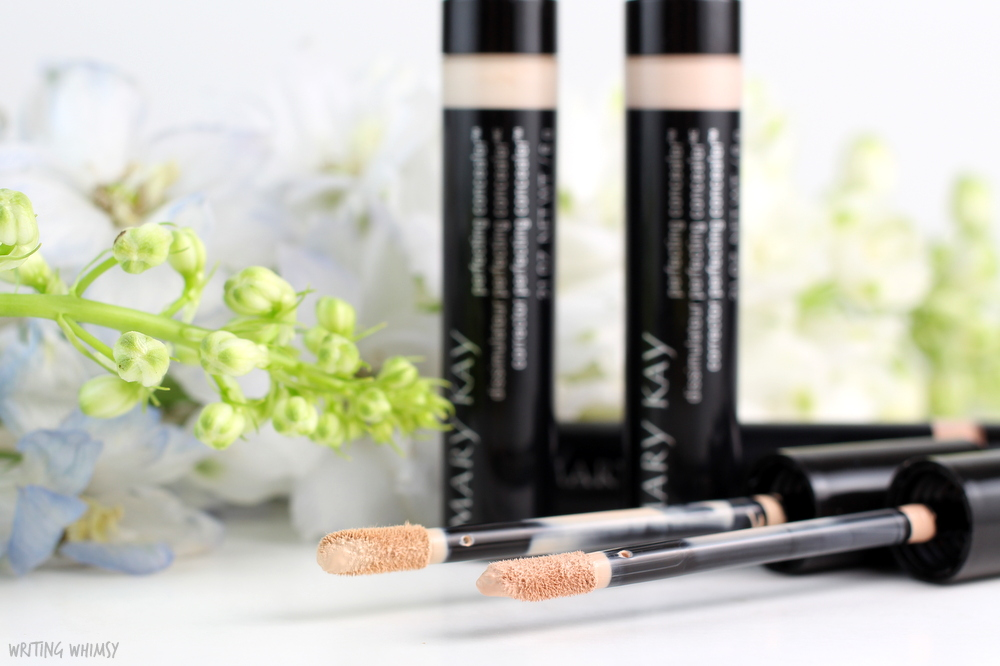 Mary Kay Perfecting Concealer in Light Ivory & Deep Ivory