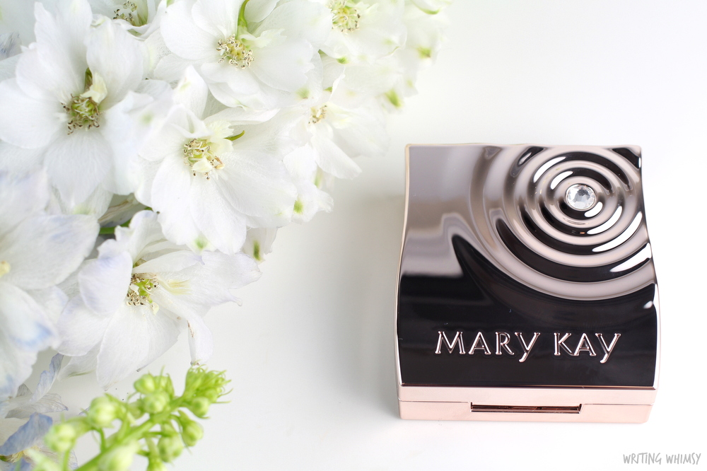 Mary Kay Rose Gold Compact Mini