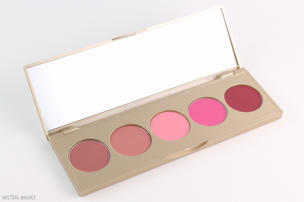 stila Convertible Color Dual Lip & Cheek Palette in Sunrise Splendor Swatches + Review 3