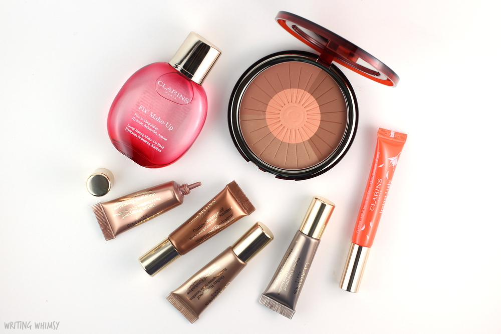 Clarins Summer 2016 Collection Review + Swatches 2