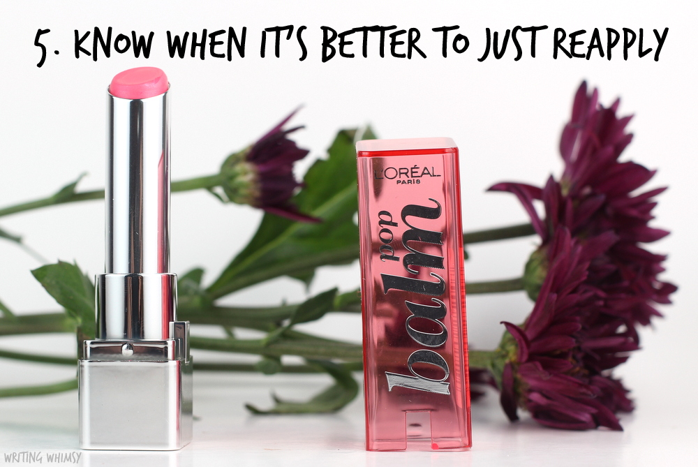 L'Oreal Pop Balm in Bold Blush