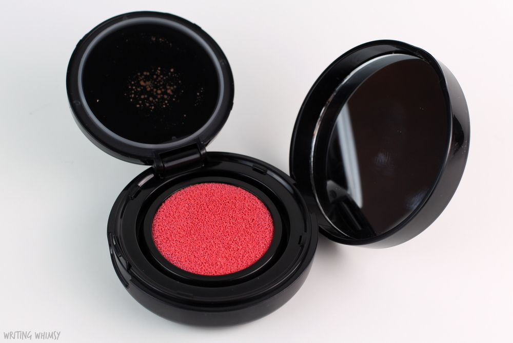 Lise Watier Beauty Cushion Blusher Liquid Blush-to-go Swatches 3