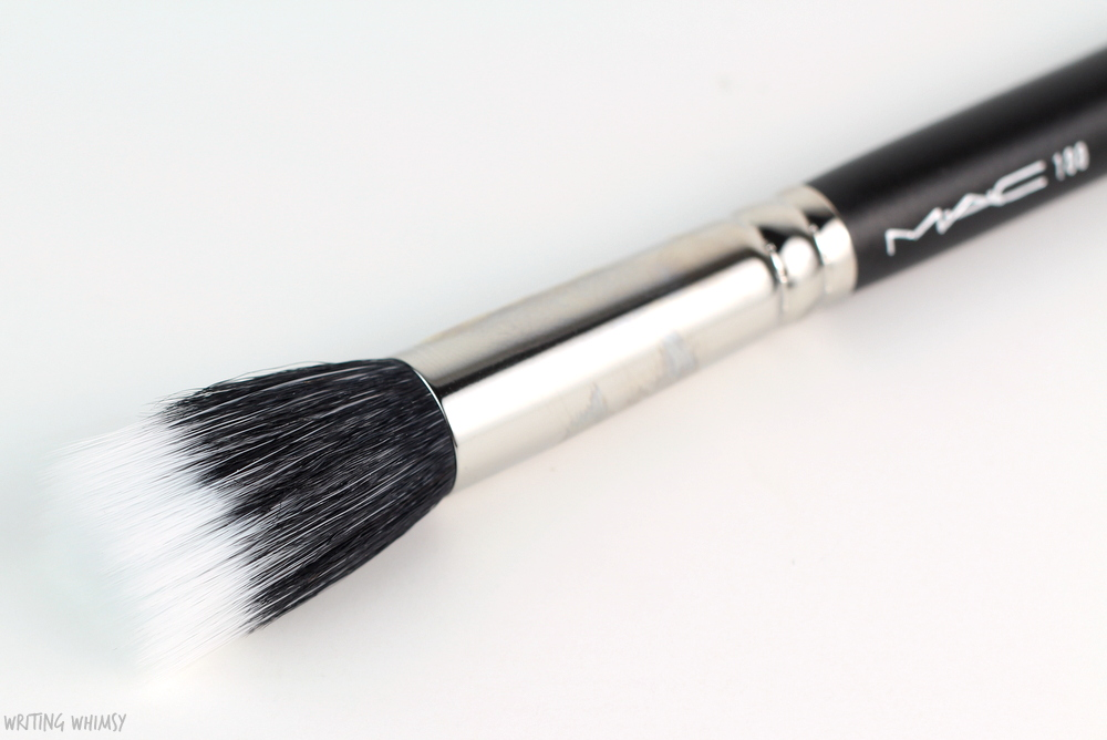 MAC 188 Small Duo Fibre Face Brush Review