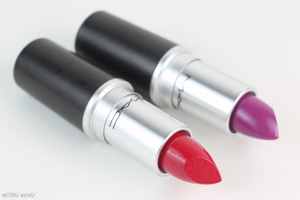 MAC Fashion Pack Lipstick Stylist's Tip Review
