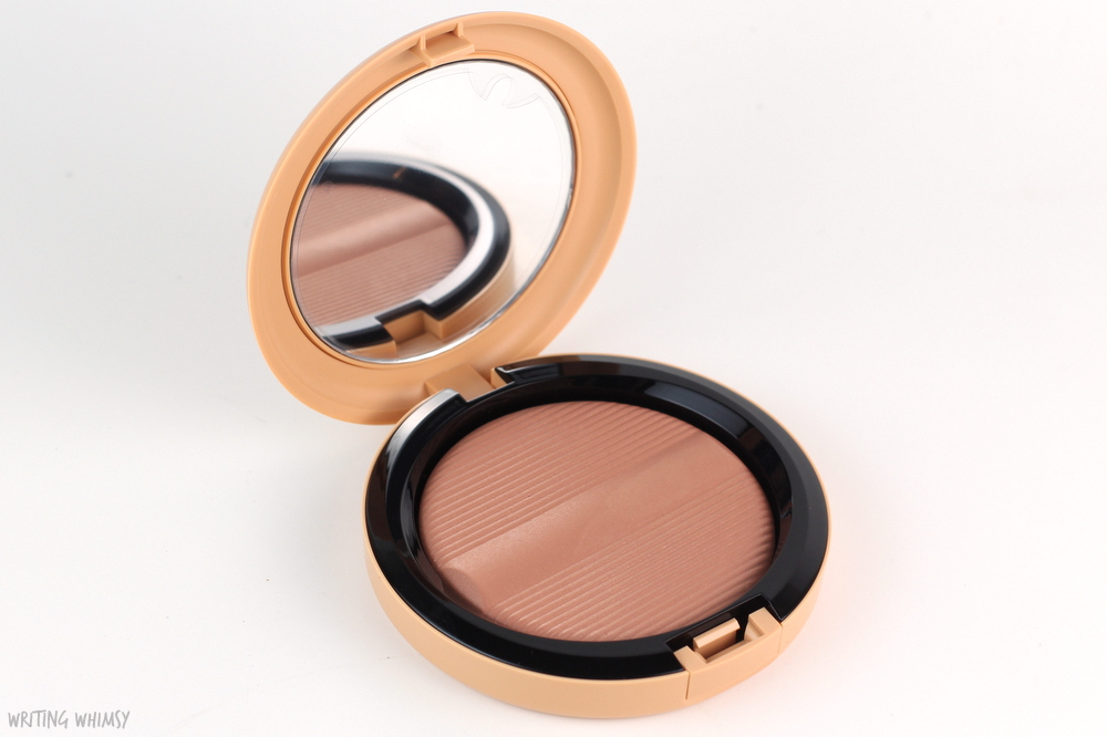 MAC Studio Sculpt Defining Bronzing Powder in Golden Rinse Review