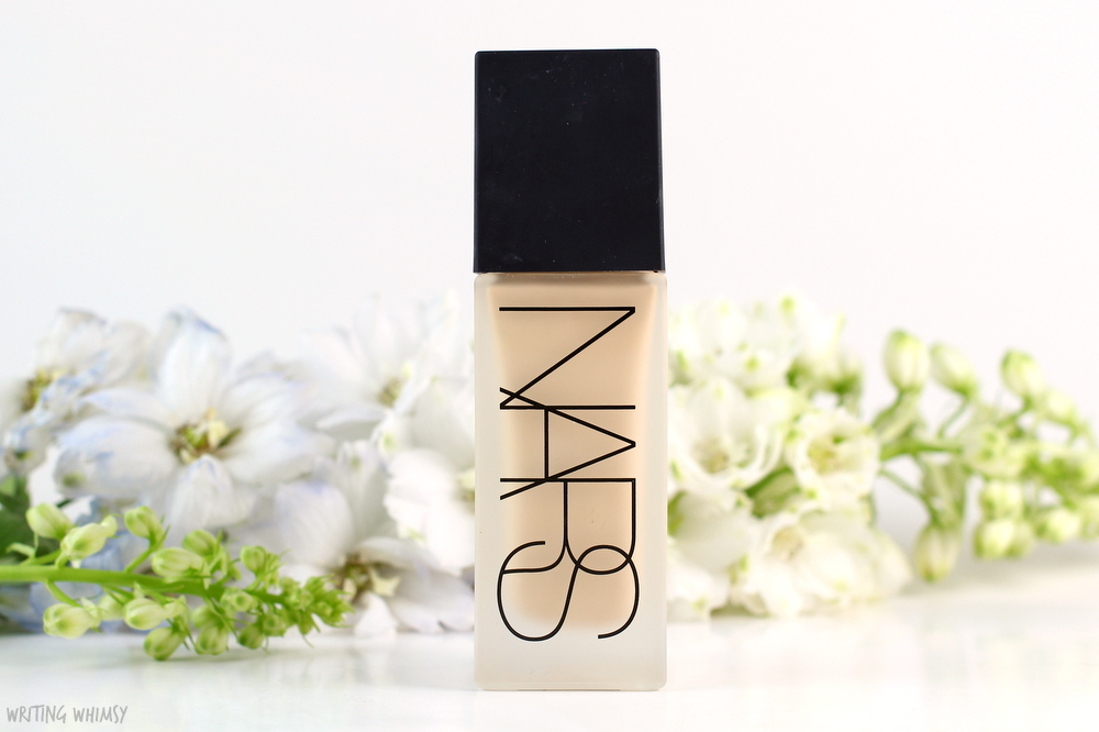 NARS All Day Luminous Weightless Foundation in Siberia Review