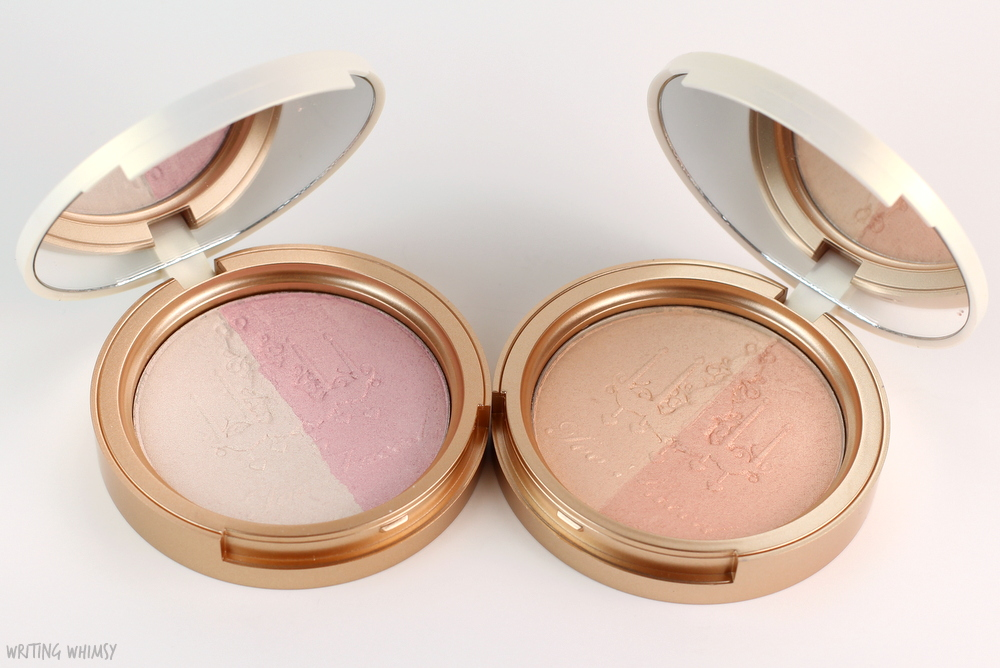 Too Faced Candlelight Glow Highlighting Powder Duo Reviews