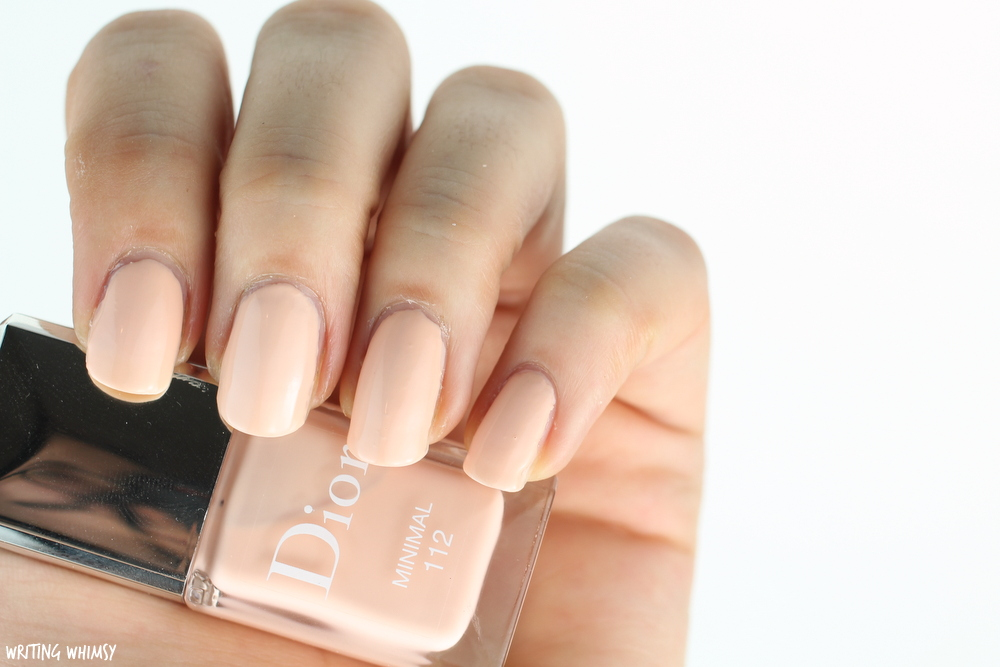 Dior Fall 2016 Skyline Collection Dior Vernis in Minimal and Skyline Review