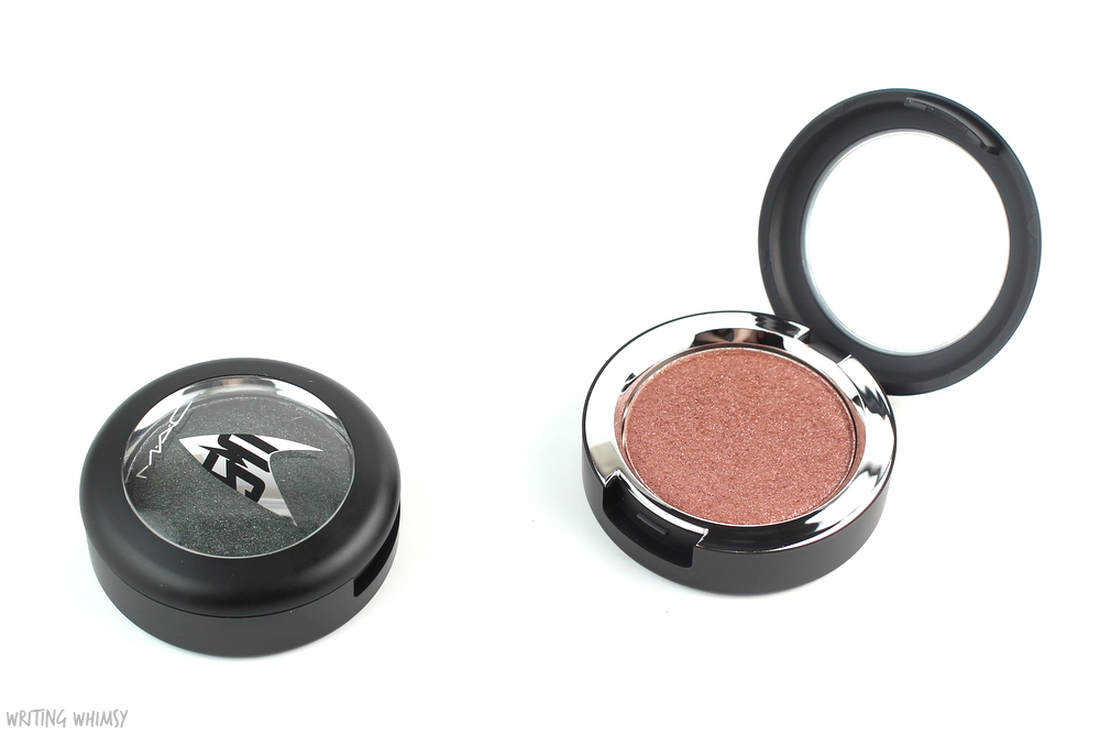 MAC Star Trek Collection MAC Trip The Light Fantastic Powder in Highly Illogical Review