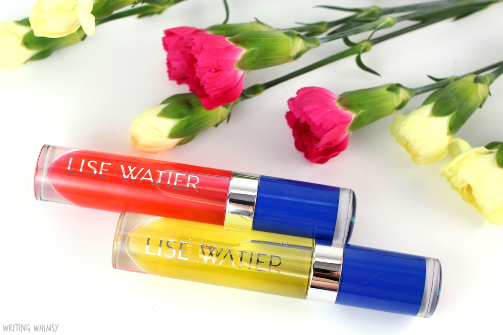 lise-watier-gourmand-lip-oil-in-melon-martini-swatch
