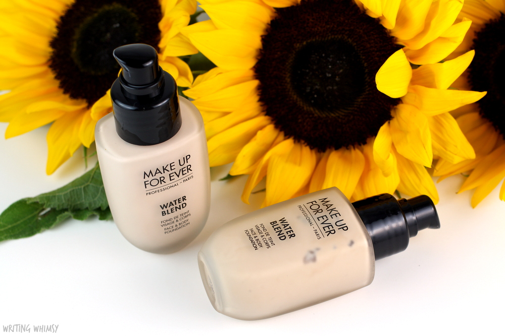 make-up-for-ever-water-blend-foundation-swatches